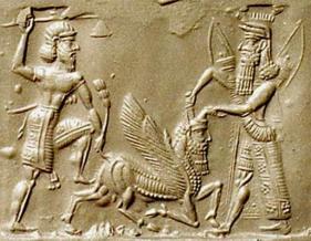 Gilgamesh-Cylinder-Seal