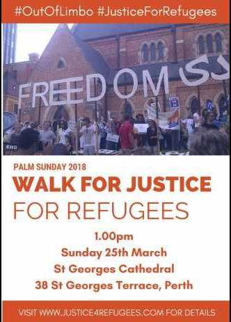 #OutOfLimbo #Justice4Refugees