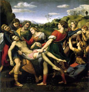 Raphael - deposition
