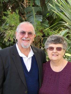 Dennis & Jenny June 2018